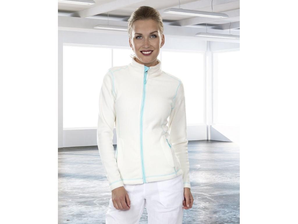 Mikina dámská fleece YVONNE prac. H2102 S