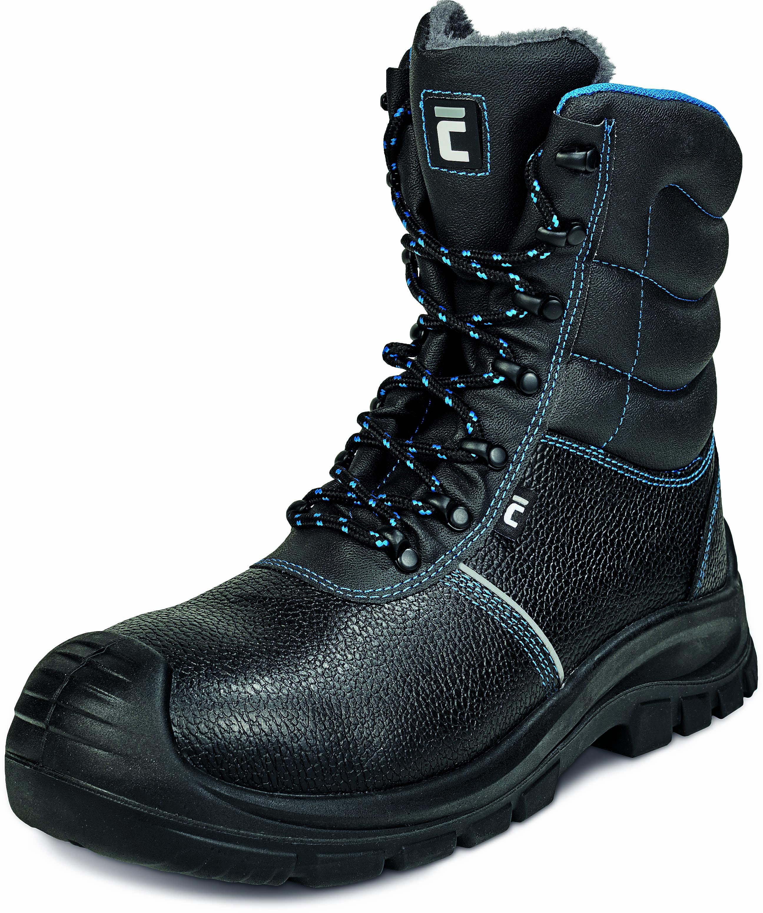 RAVEN XT poloholeňová O2 CI zimní obuv prac. 2041506 38
