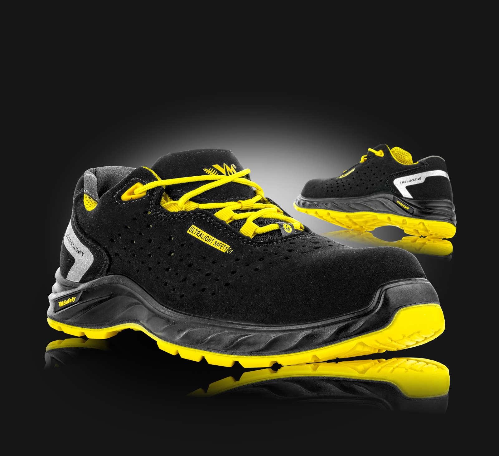 2285-S1 ESD CHICAGO obuv prac. 38