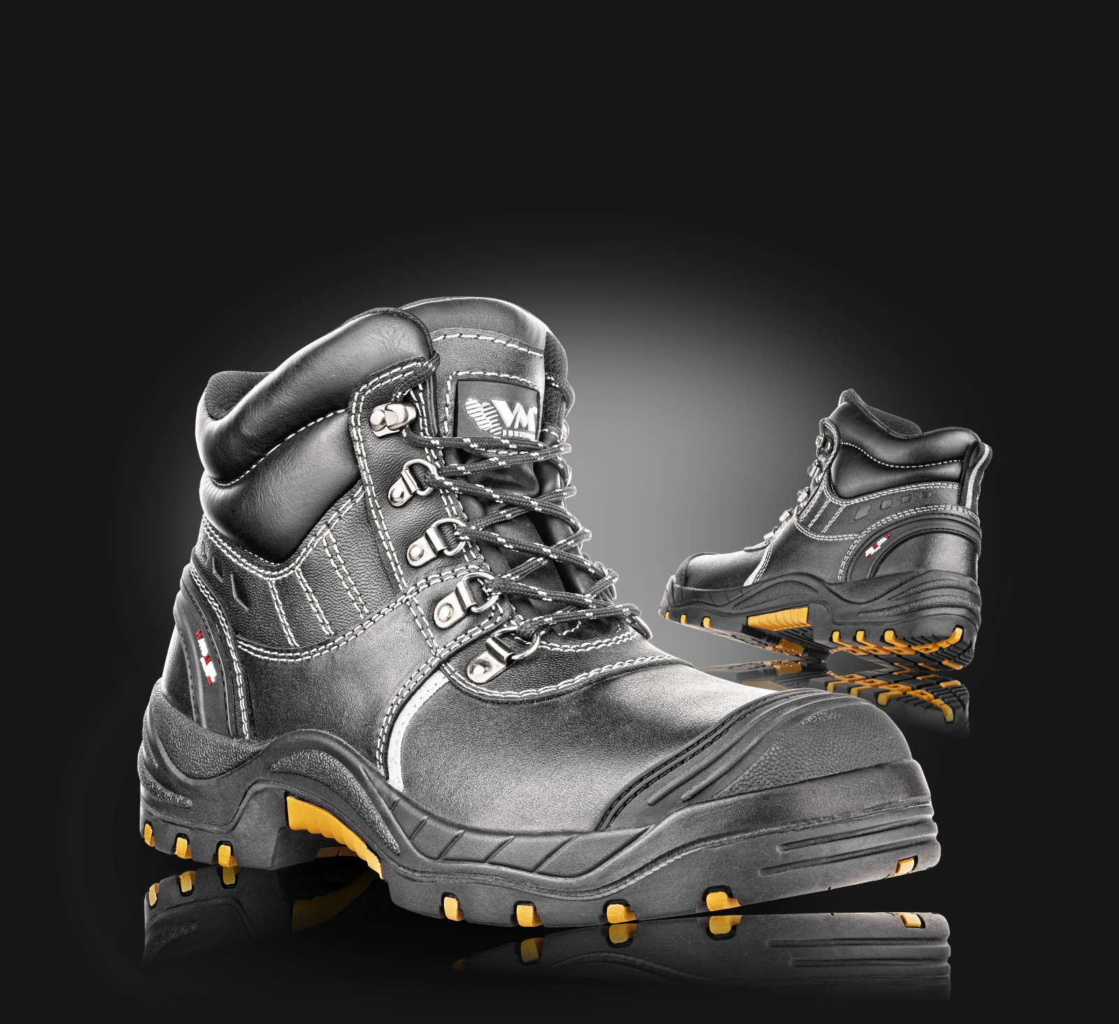 2310-S3 LUXEMBURG obuv prac. 38