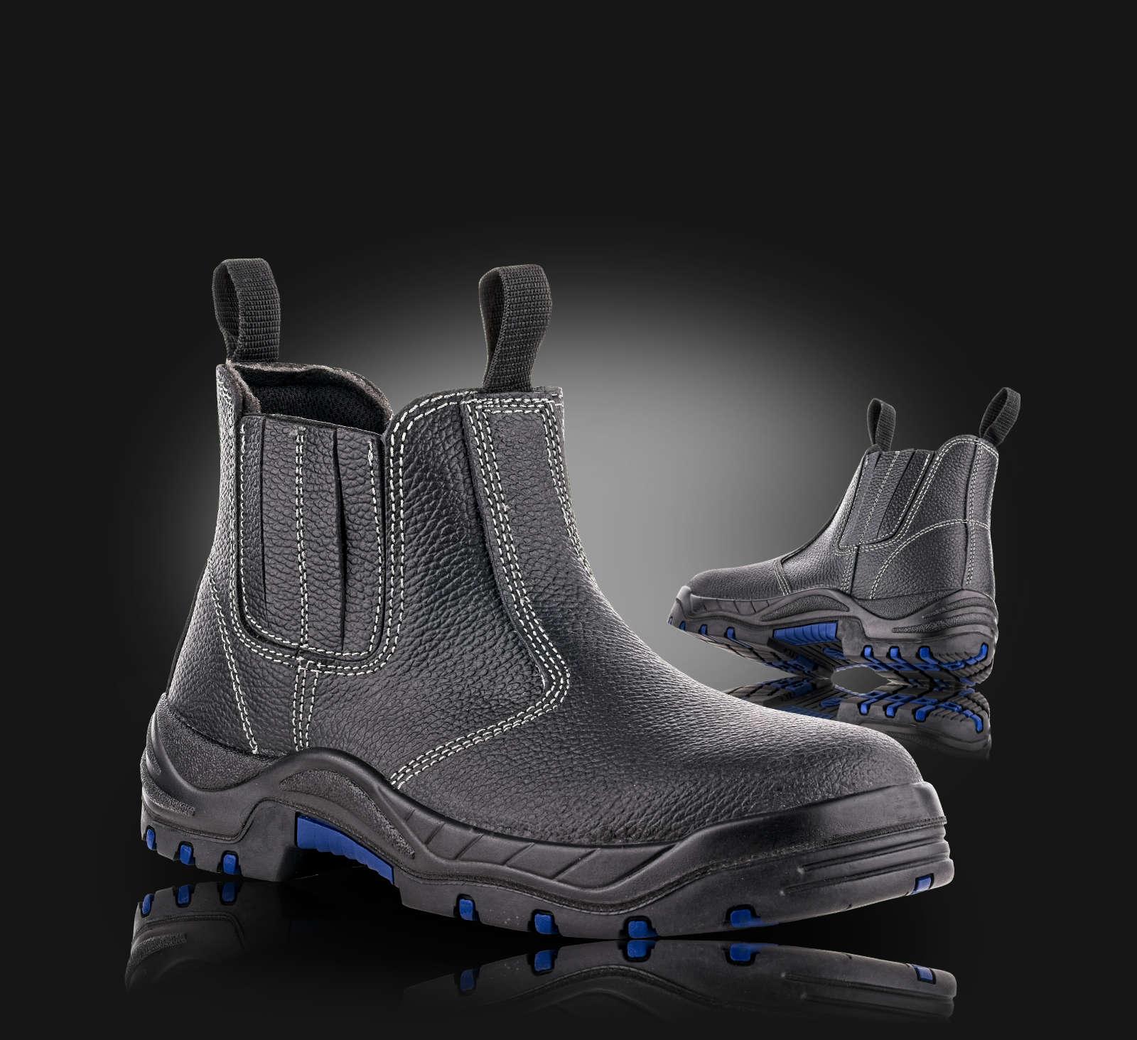 2490-S1 QUITO obuv pracovní bezp. pérko 42