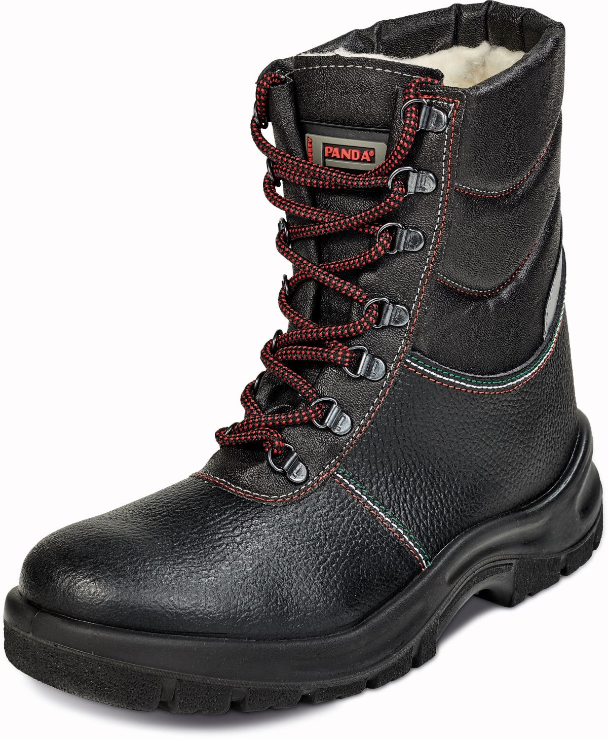 6039-S3 DUCATO PANDA zimní obuv prac. 37