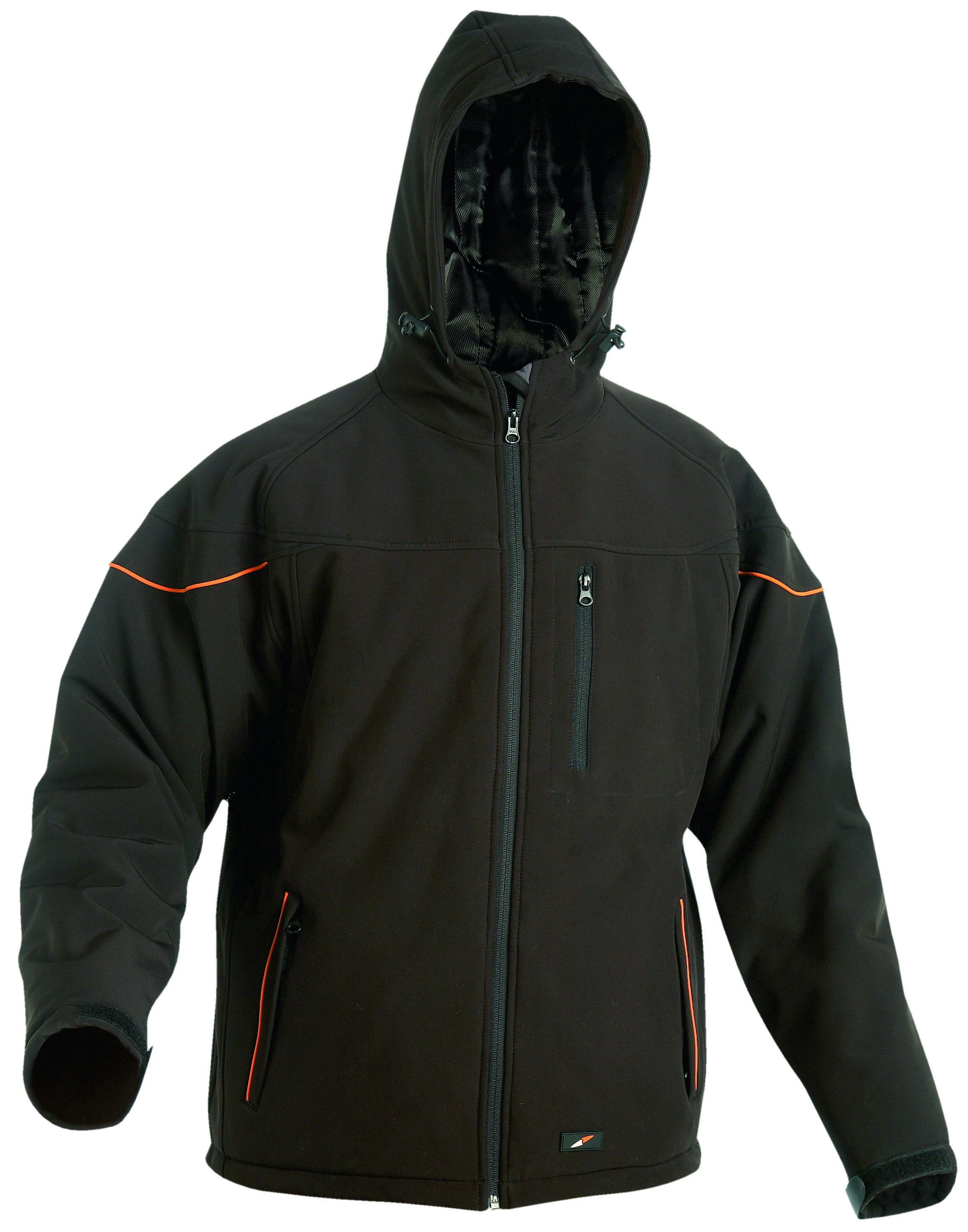 EMERTON bunda softshell zimní prac. 03010084 60 M