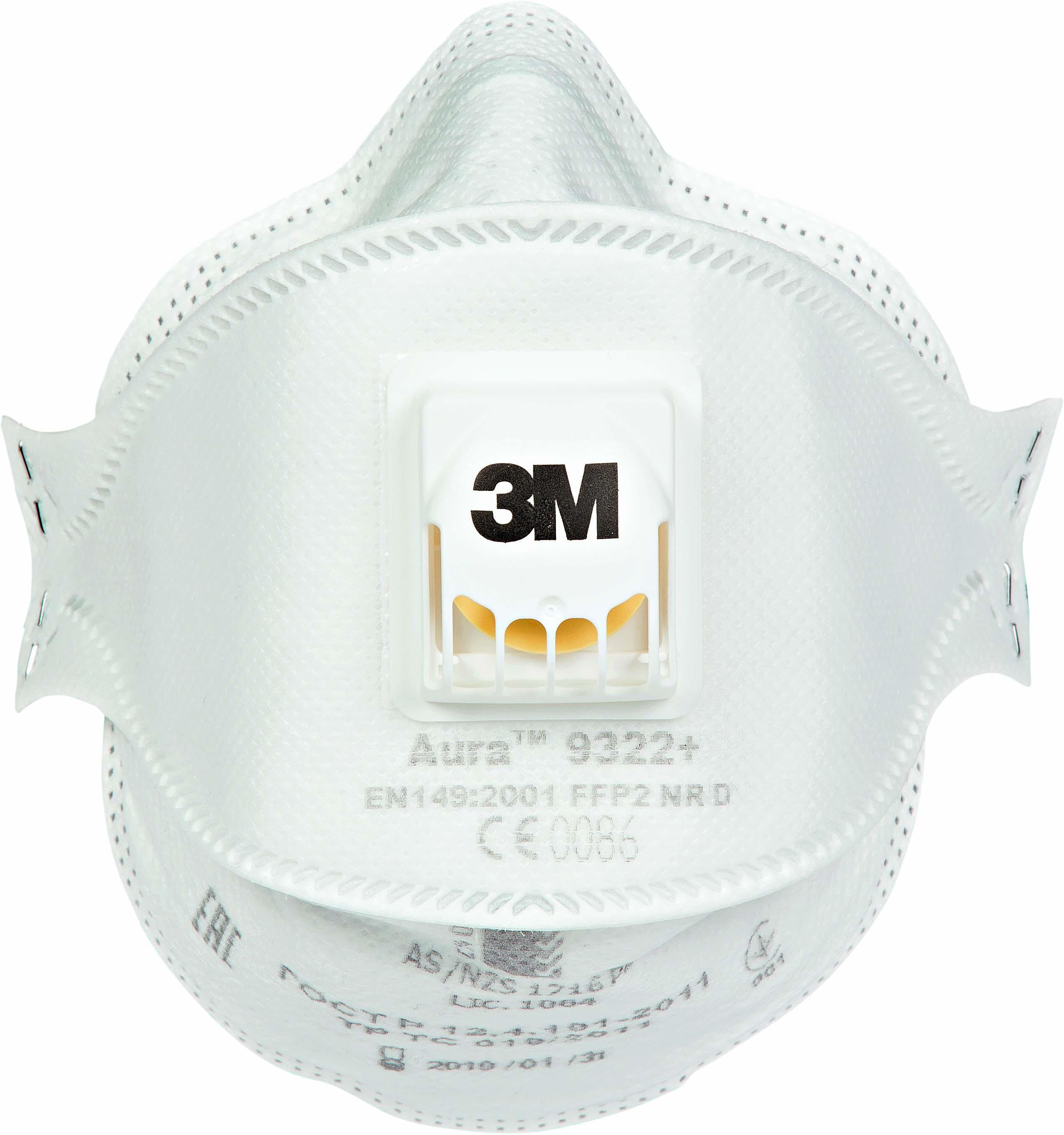 9322 3M P2 respirátor ochranný