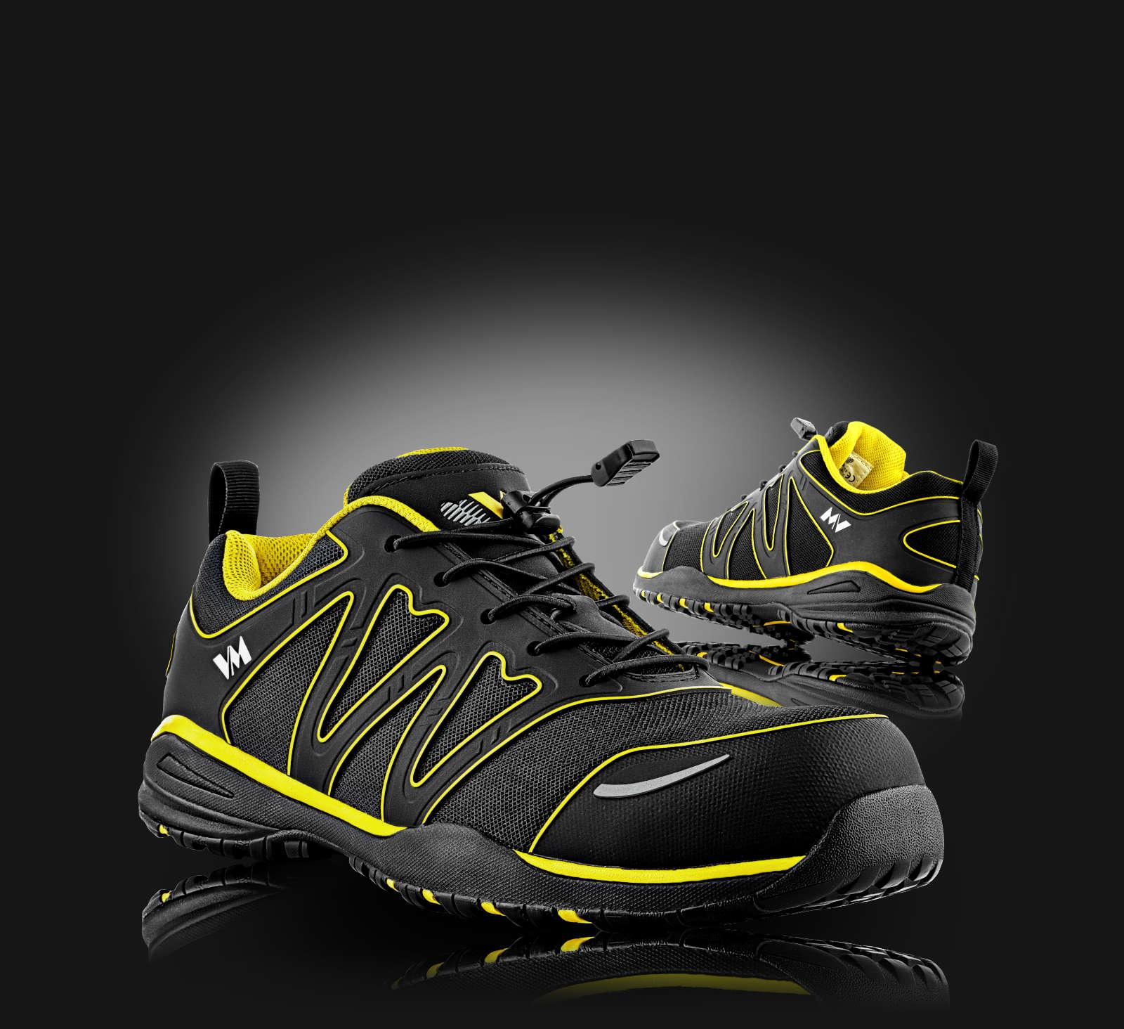 4345-S1 NASHVILLE obuv prac. 39