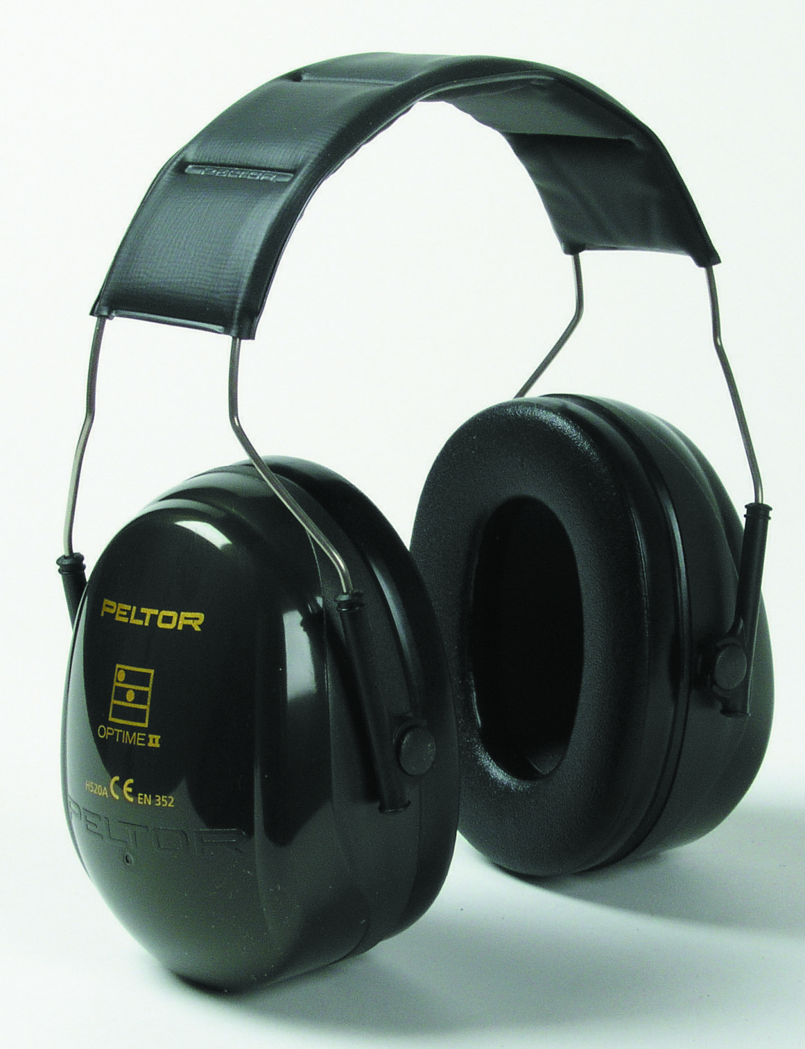 H520A optime2 PELTOR chránič sluchu zelený 45230 31dB