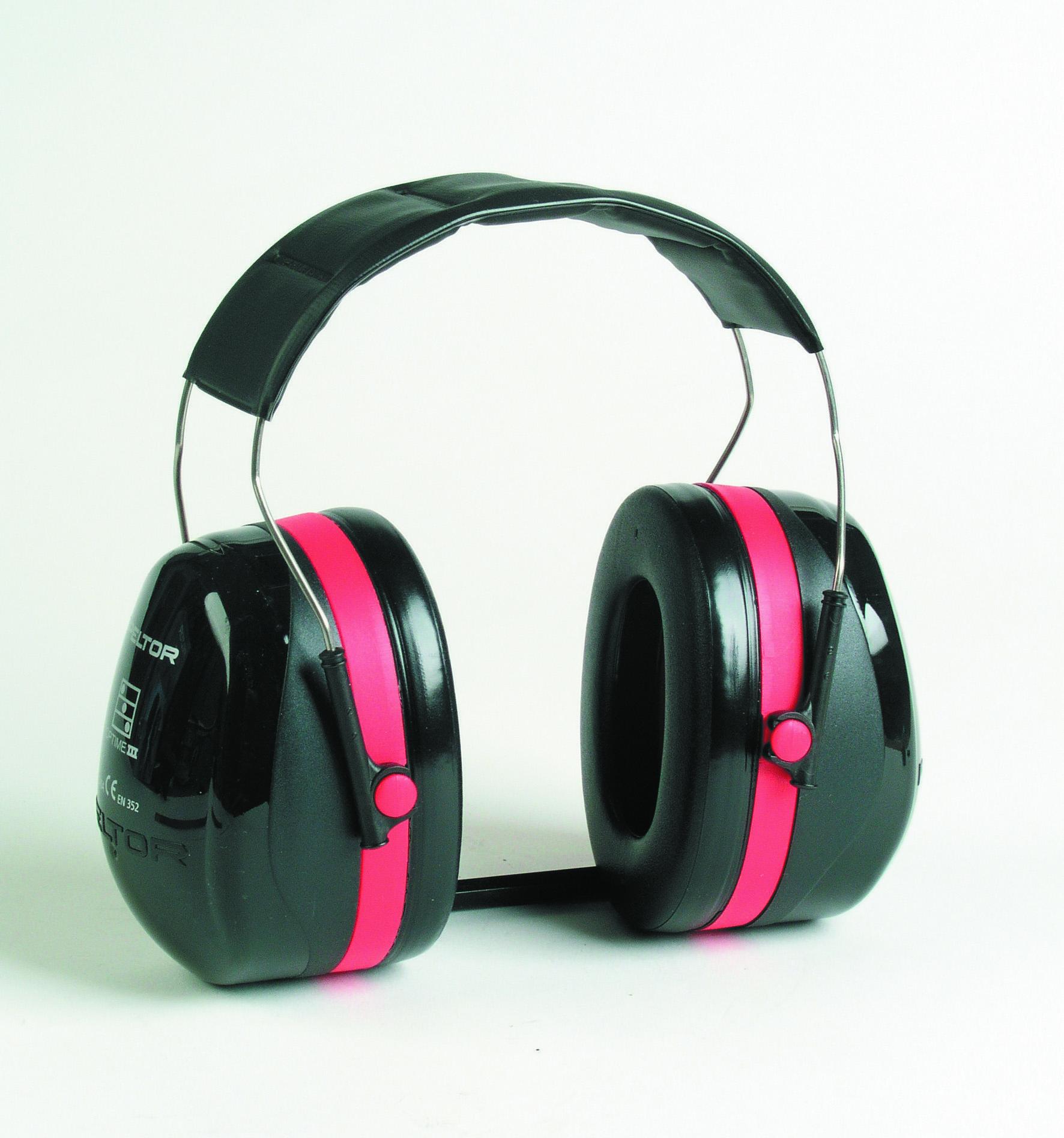 H540A optime3 PELTOR chránič sluchu černý 45246 35dB