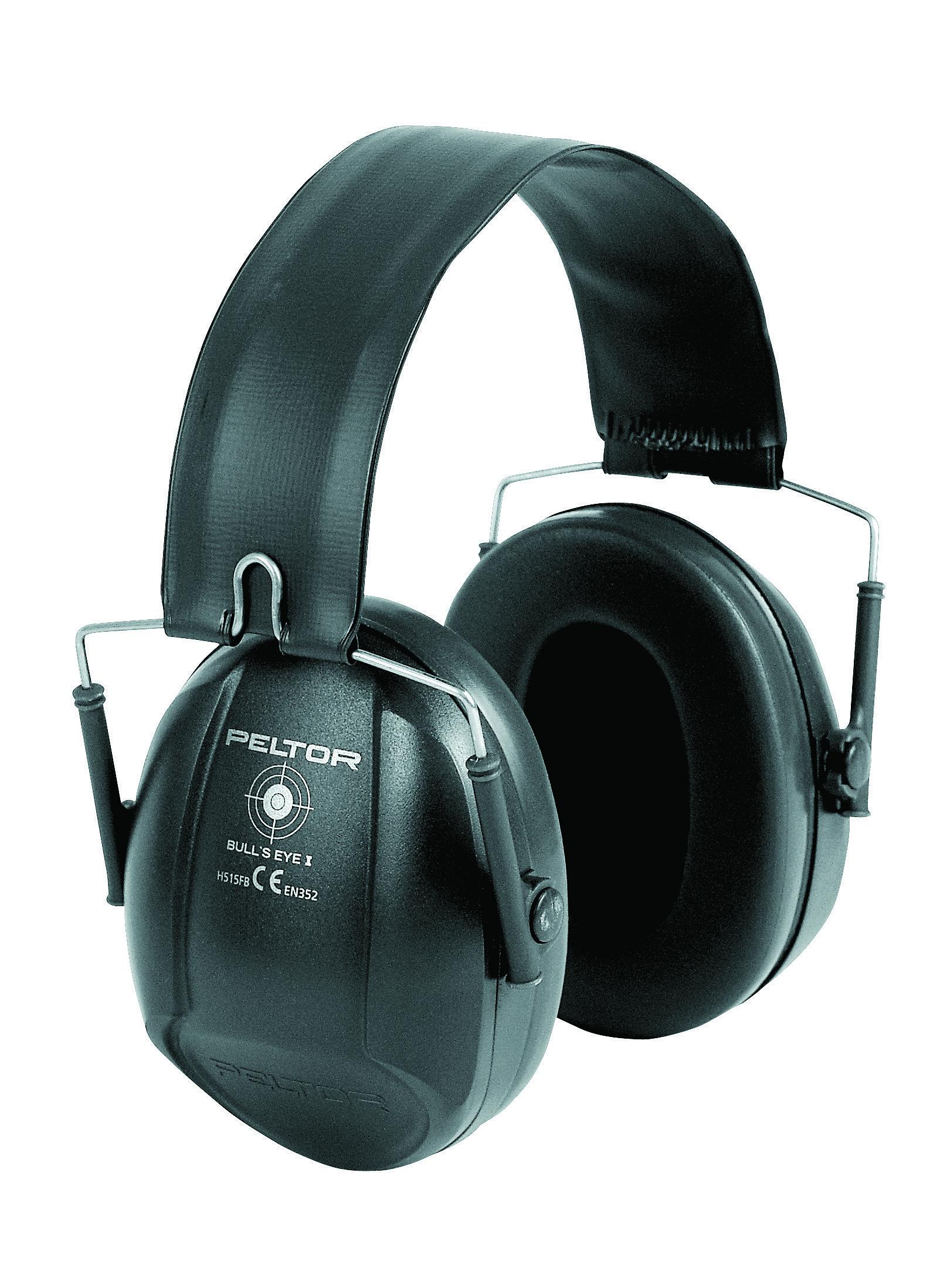 H515FB-Chránič sluchu peltor skládací černé 48226 27dB