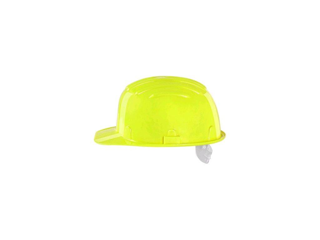 Přilba STAVBAŘ fluorescenční žlutá 4310 001 166
