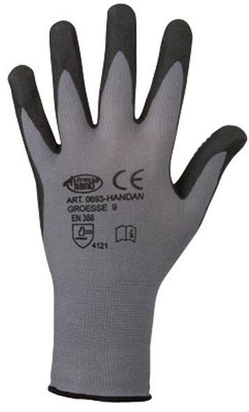 HANDAN 1070 rukavice prac. 7