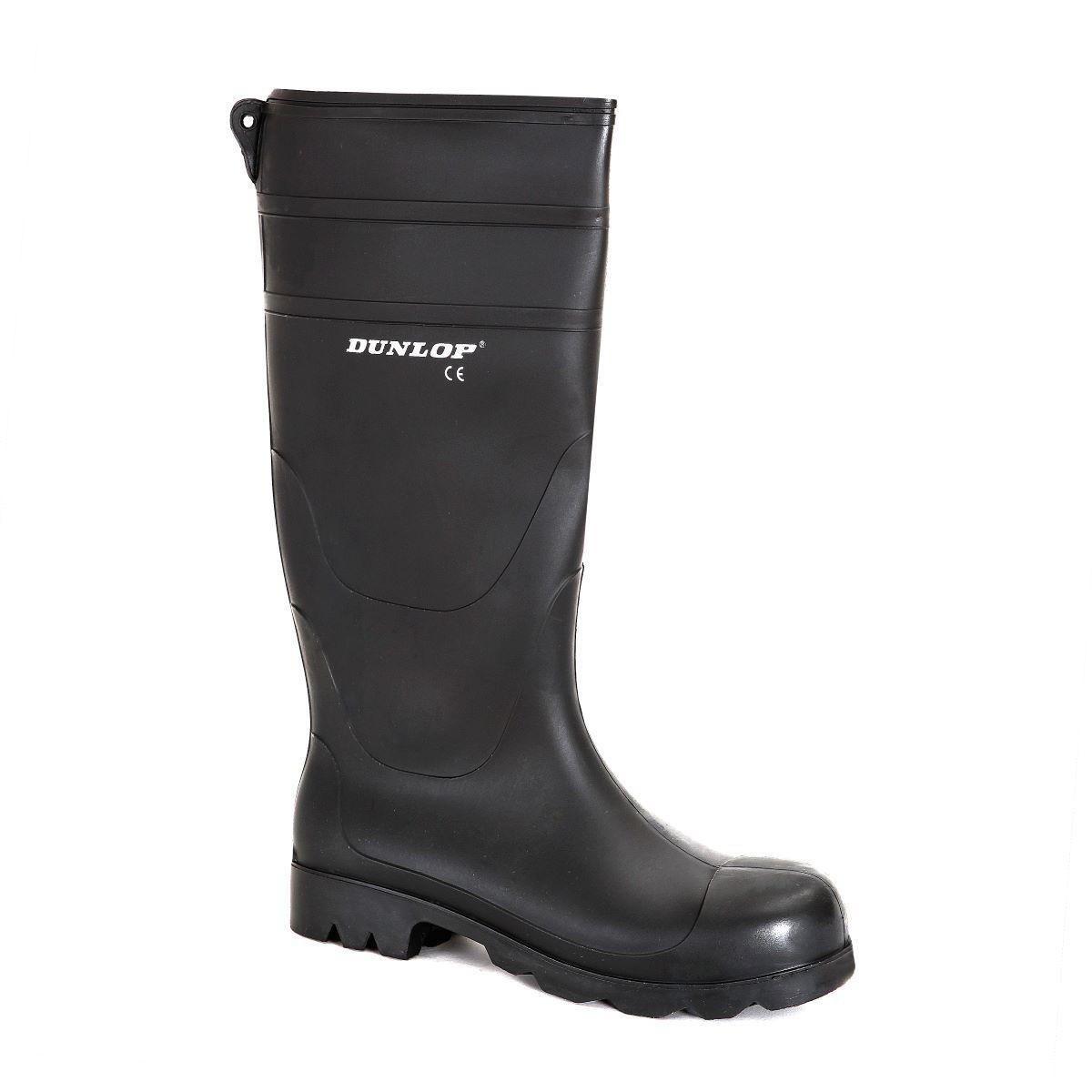 ČERNÝ DUNLOP UNIVERSAL 55310 obuv prac. 41
