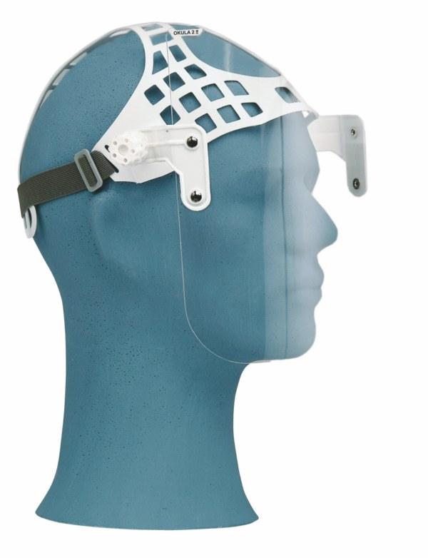 Š-P28,ochranný štít,ochrana očí a obličeje