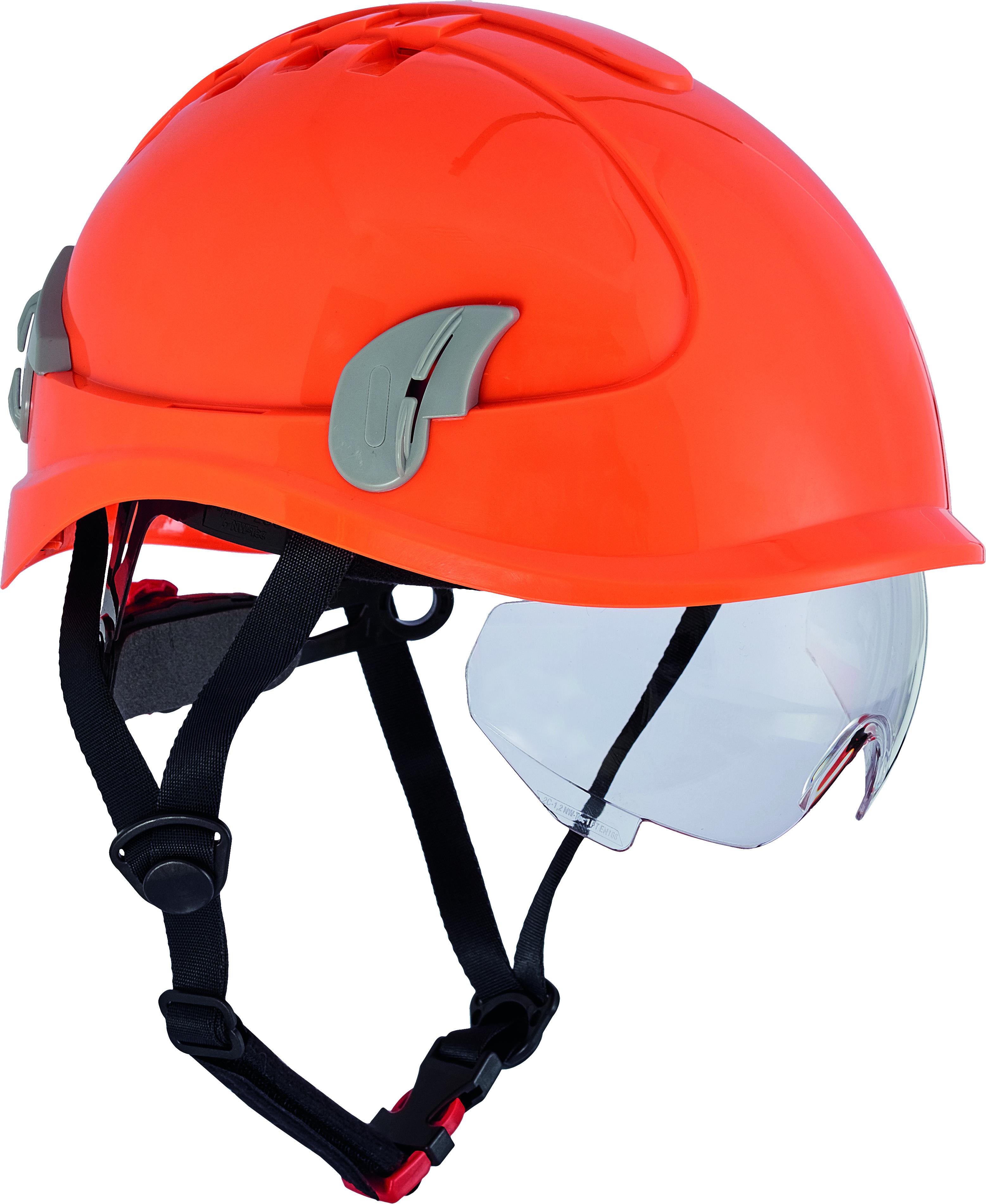 ALPINWORKER orange přilba prac. 06010122 96