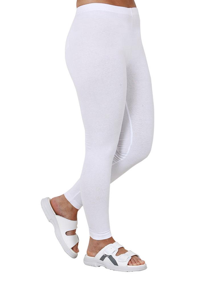 6002.0101 kalhoty pracovní DARINA legíny S-3XL bílé