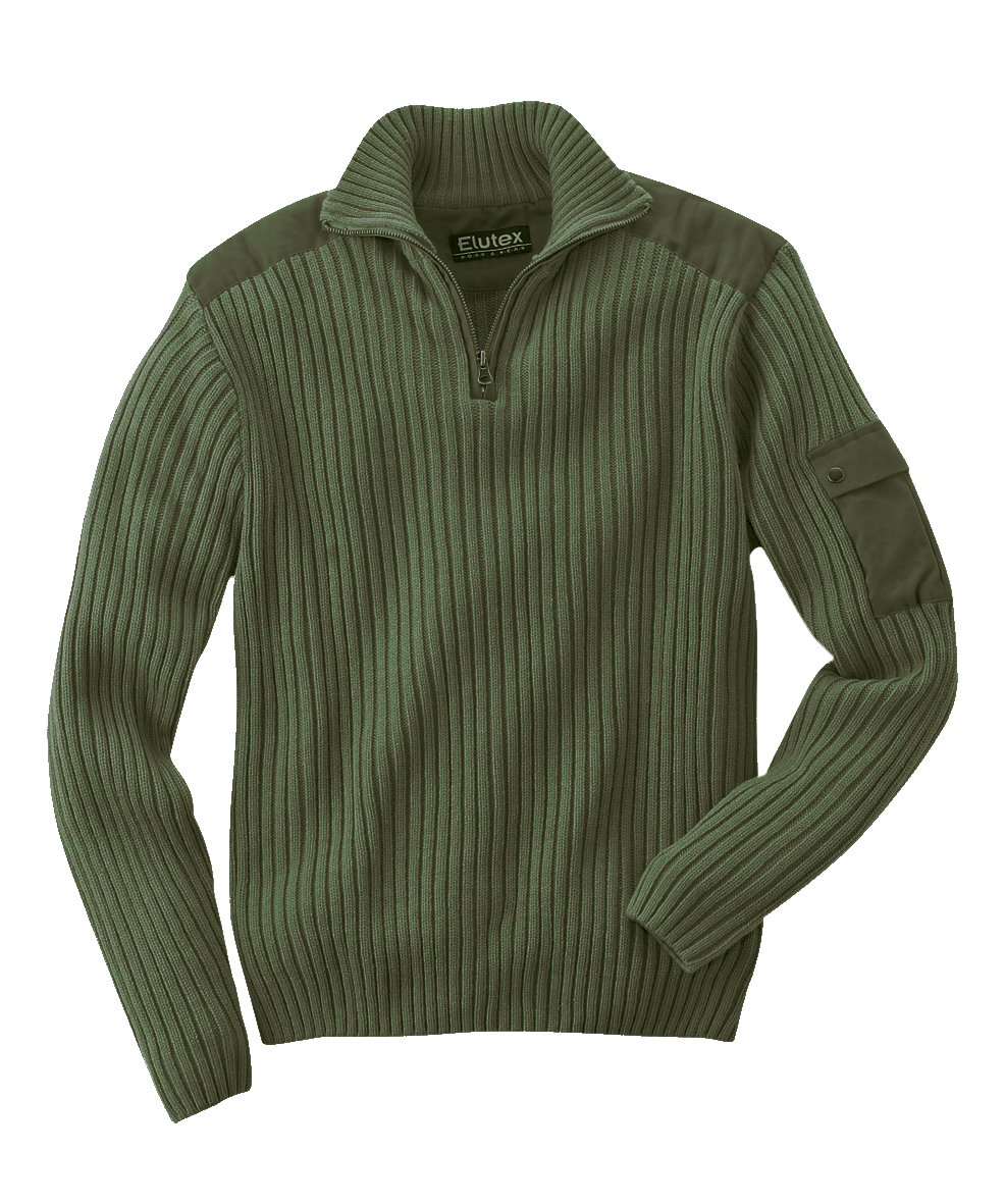 TIRANA svetr zelený 8377 L