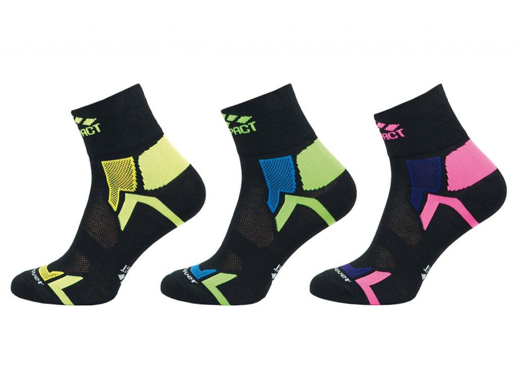 Ponožky dámské PROFESSIONAL CYCLO SOCKS 36-41