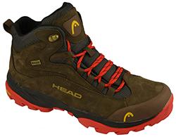 H1-109-14-06 obuv pánská HEAD hnědá 41-45