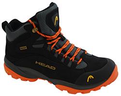 H1-109-16-06 obuv pánská HEAD černá