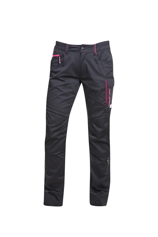FLORET H6301 kalhoty pas dámské prac. 36