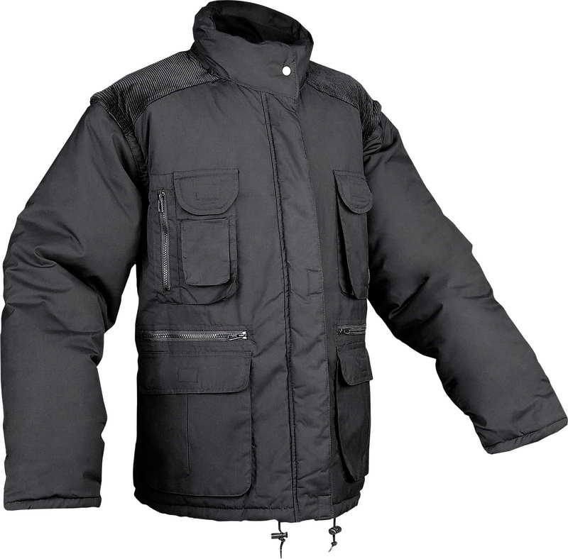 Č FOREST prac. zimní bunda M