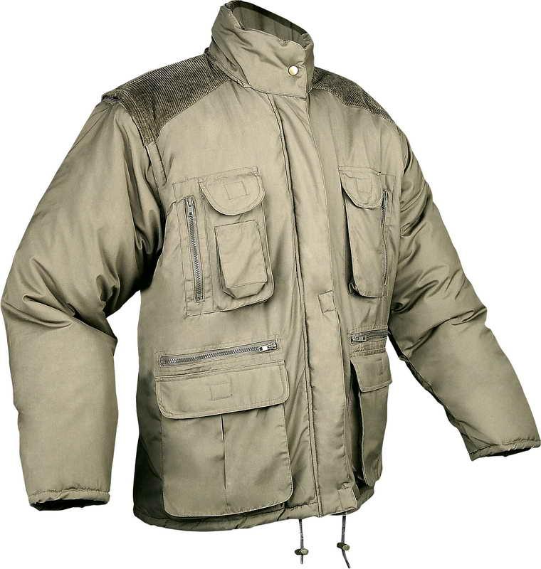 Z FOREST prac. zimní bunda M