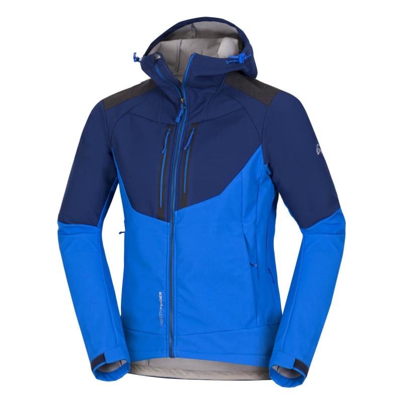 BU-3815 bunda pánská blueblue L