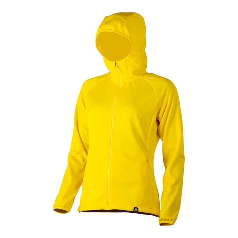 MI-4453OR mikina dámská yellow S
