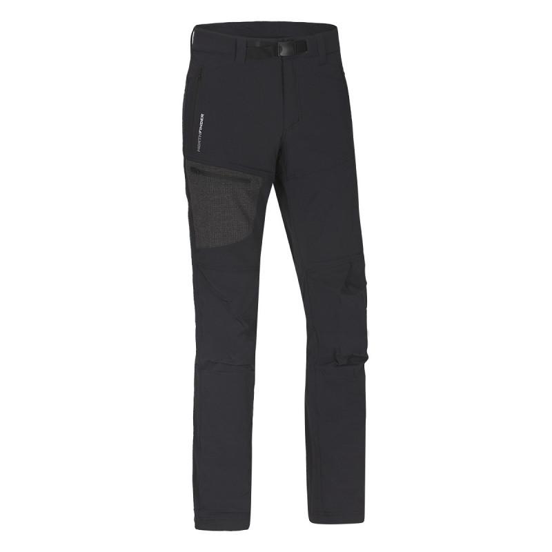 3101LOR kalhoty pánské prodloužená délka black M