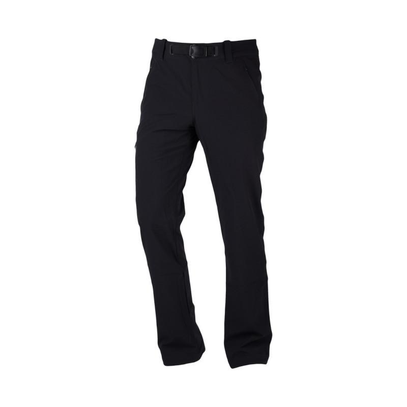 NO-3495OR black kalhoty M
