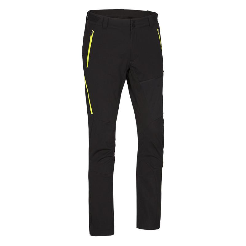 NO-3552 kalhoty pánské blackgreen M