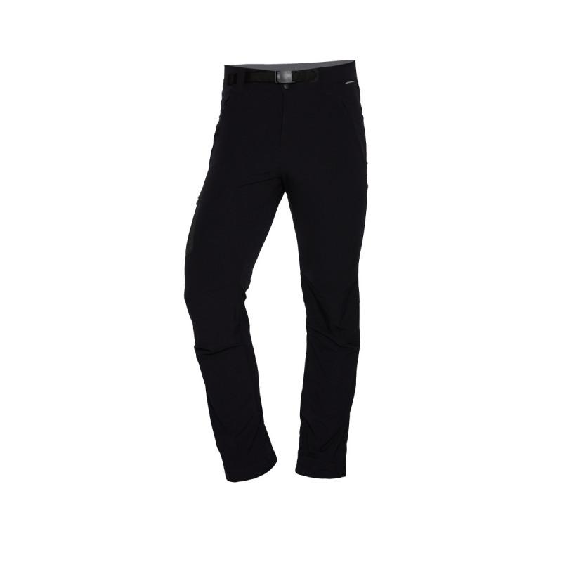 NO-3677 kalhoty pánské černé 269 M