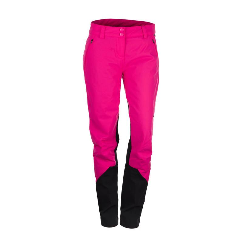 NO-4661 kalhoty dámské 366rose L