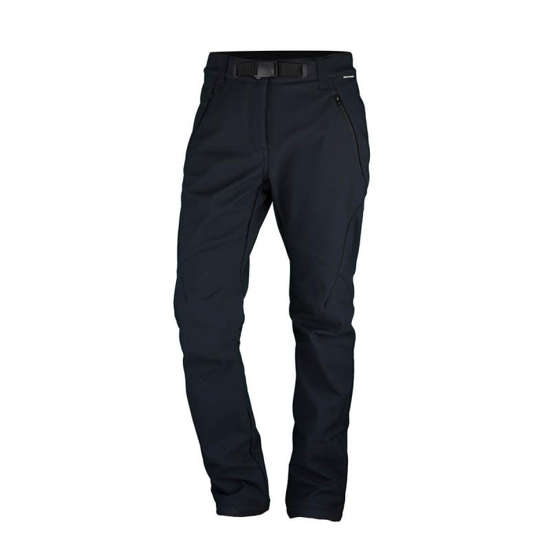 NO-4675OR kalhoty dámské 269black S