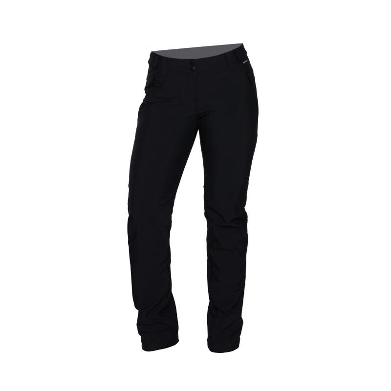 NO-4676 kalhoty dámské black S
