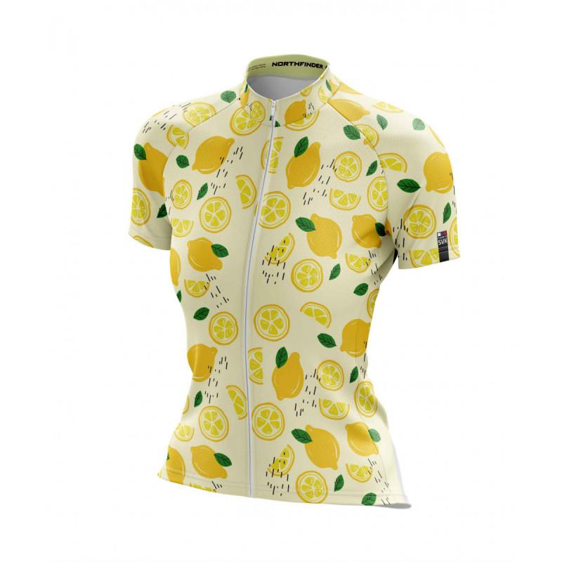 TR-45561 triko dámské lemon M