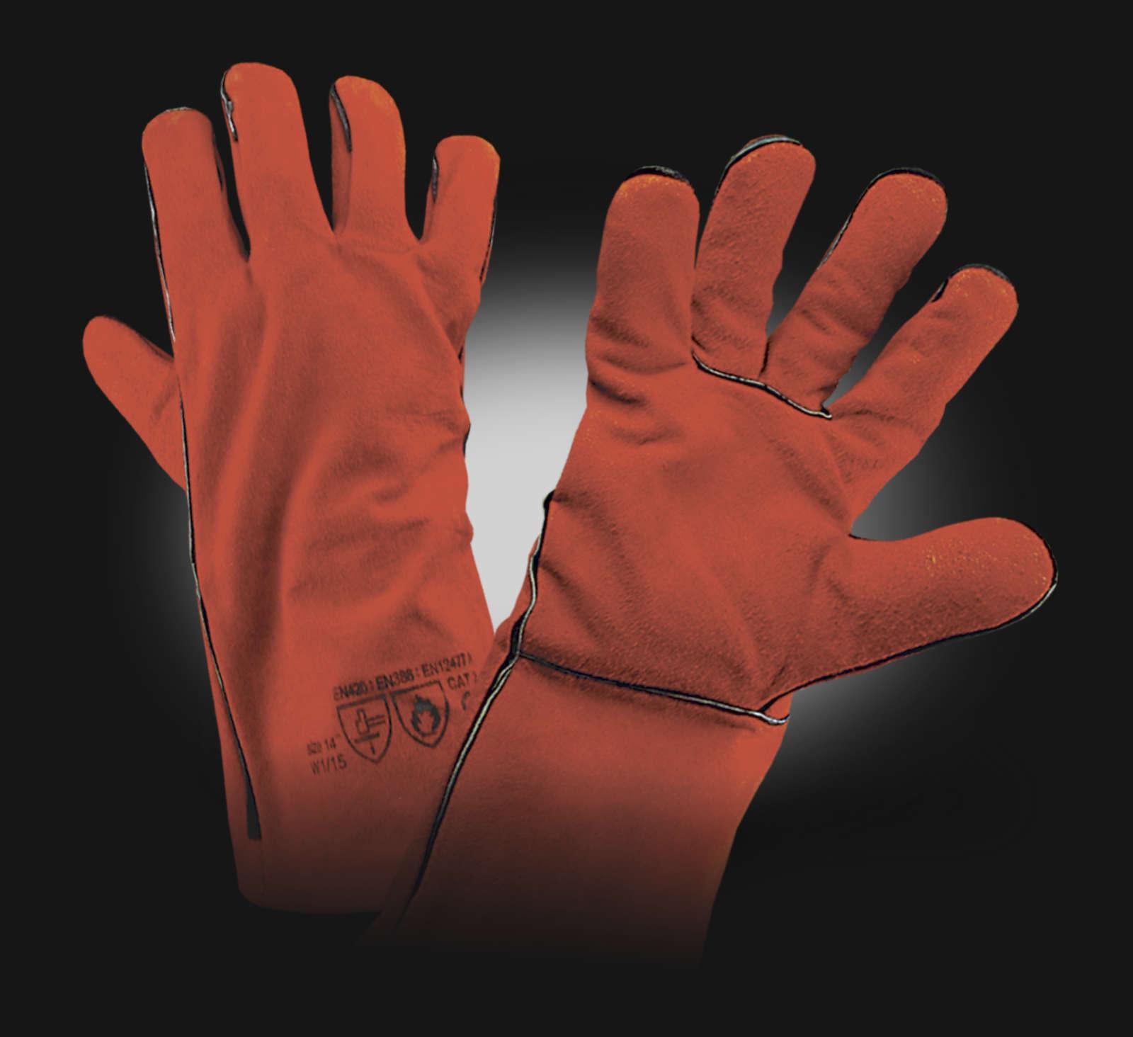W1/15 rukavice prac. 1064, SANDIPIPER